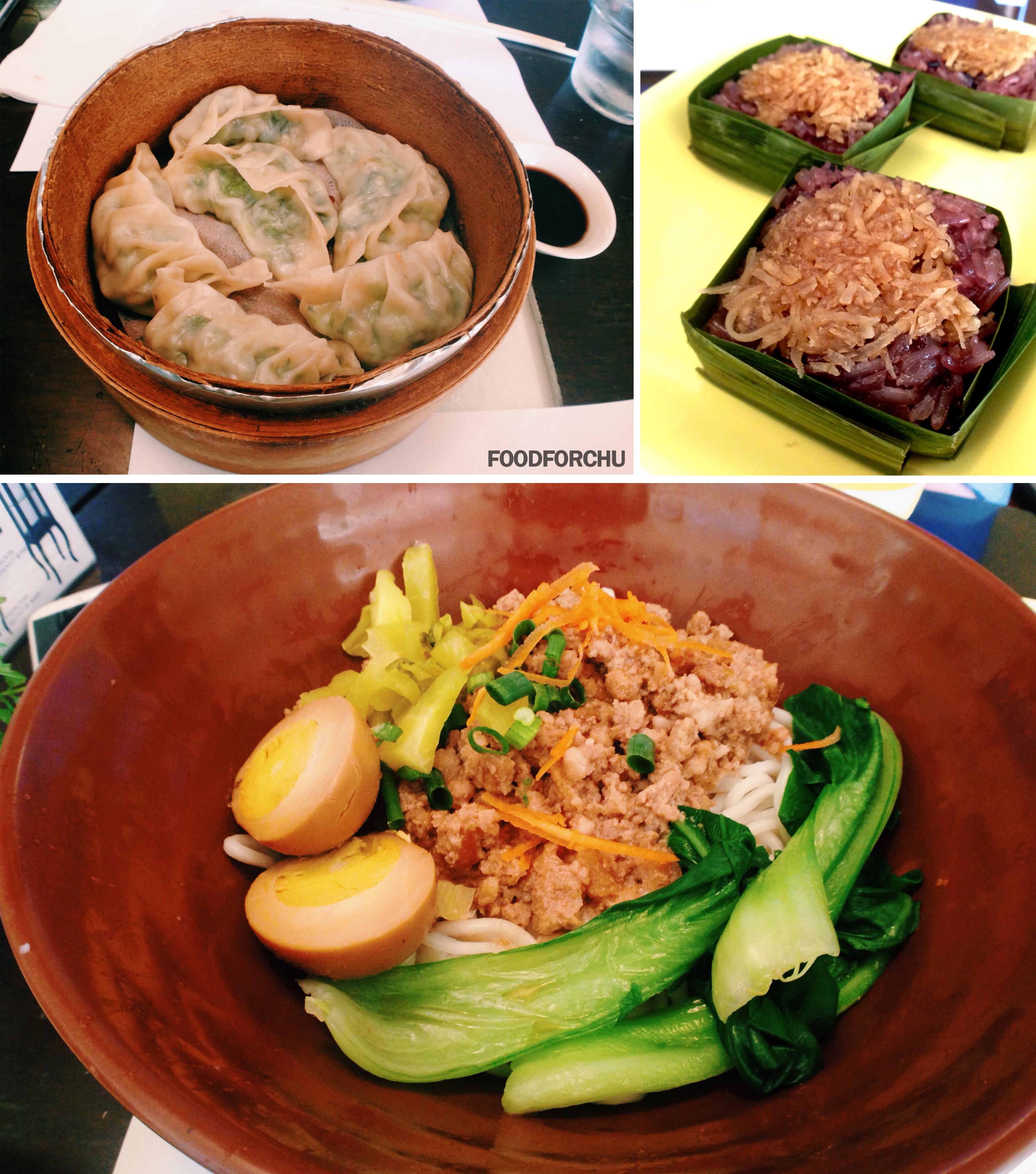 Ten Ren Food Menu
